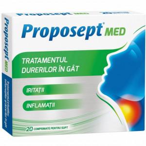 Proposept MED - 20 cpr