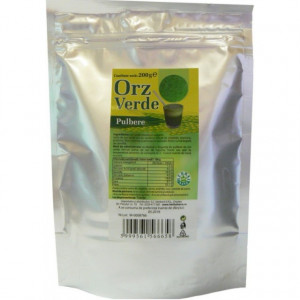 Pulbere de Orz verde - 200 g Herbavit
