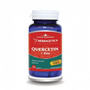 Quercetin + Zinc - 30 cps