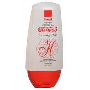 Sampon pentru par deteriorat - Shampoo for damaged hair - 100 ml