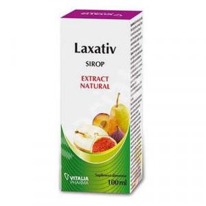 Sirop laxativ - 100 ml