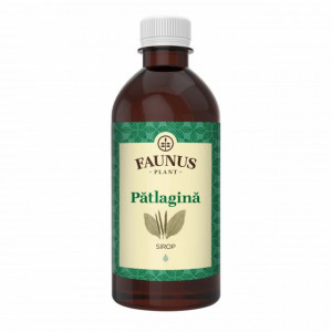 Sirop Patlagina - 500 ml