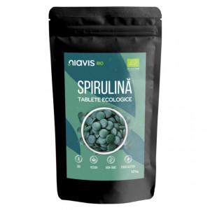 Spirulina Tablete Ecologice 125 g