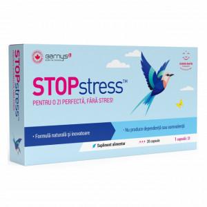 Stopstress Barnys - 20 cps
