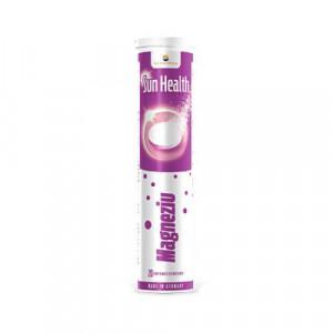 Sun Health Magnesium - 20 cpr efervescente