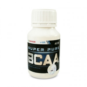 Super Pure BCAA - 120 cps