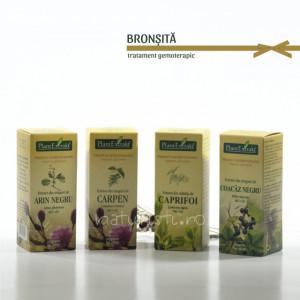 Tratament naturist - Bronsita (pachet)