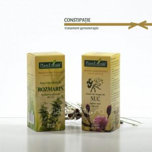 Tratament naturist - Constipatie (pachet)