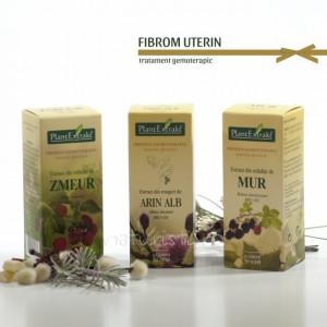 Tratament naturist - Fibrom uterin (pachet)