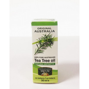 Ulei de Tea Tree (Arbore de Ceai) - 30 ml