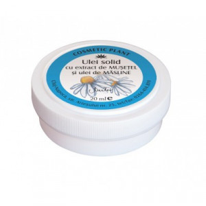 Unguent cu extract de musetel si ulei de masline - 20 ml