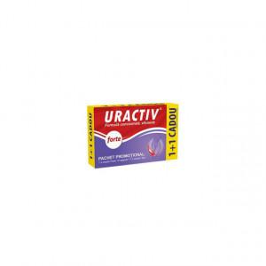 Uractiv forte - 10 cps + Uractiv test gratis