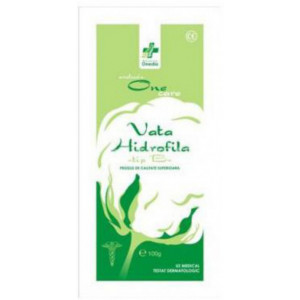 Vata Hidrofila One Care -Tip B - 100 g