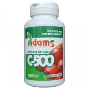 Vitamina C-500 macese - 150 cpr
