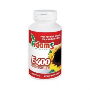 Vitamina E naturala 400UI - 90 cps