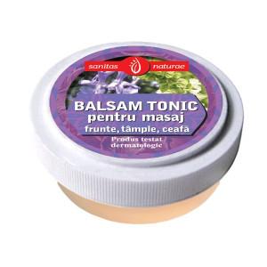 Balsam tonic masaj: frunte, tample, ceafa 15 g