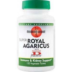 Super Royal Agaricus - 120 tablete vegetale