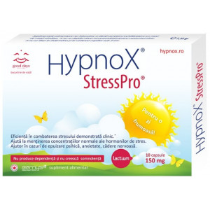 Hypnox StressPro  Barnys - 10 cps