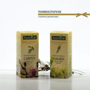 Tratament naturist - Trombocitopenie (pachet)