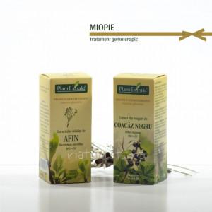 Tratament naturist - Miopie (pachet)