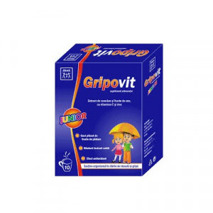 Gripovit Junior - 10dz