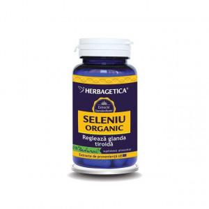 Seleniu Organic 60 cps
