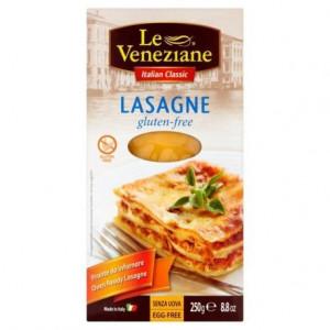 Paste Lasagne foi - 250 g - Le Veneziane