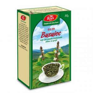 Ceai Busuioc - Iarba D129 - 50 gr Fares