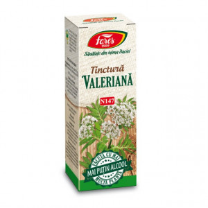 Tinctura Valeriana N147- 50 ml Fares