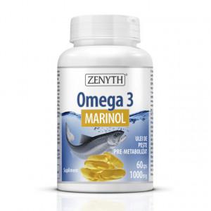 Omega 3 Marinol 1000 mg - 60 cps