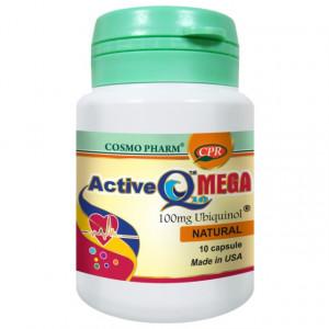 Active Q10 Mega Ubiquinol - 10 cps