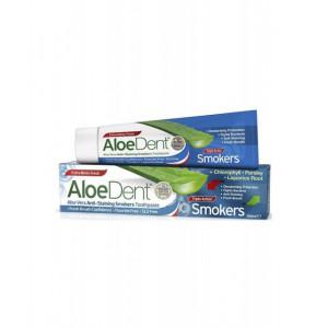AloeDent Pasta de dinti pentru fumatori - 100 ml