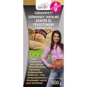 Amestec faina pentru paine si patiserii fara gluten - 500 g Szafi Reform