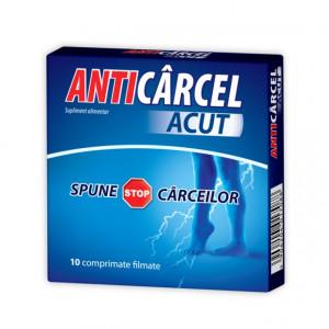 Anticarcel acut - 10 cpr