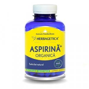 Aspirina Organica 120 cps