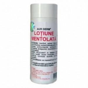 Aur Derm lotiune Mentolata - 100 ml
