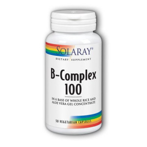 B-Complex 100 - 50 cps