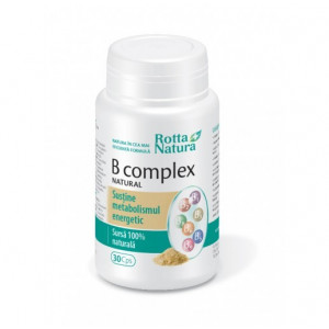 B Complex Natural - 30 cps