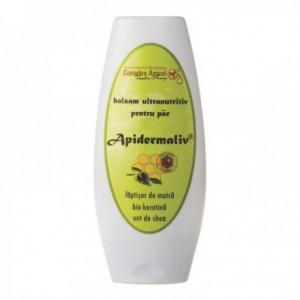 Balsam ultranutritiv pentru par Apidermaliv - 200 ml