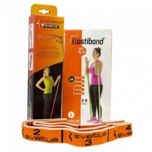 Banda elastica 7kg + poster Sveltus 0145