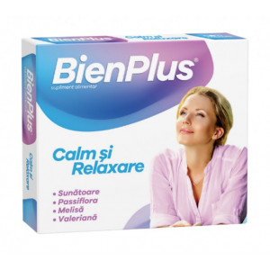 Bien Plus Calm si Relaxare - 10 cps