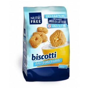 Biscotti Biscuiti - 250 g - NutriFree