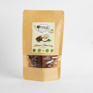 Biscuiti cu cocos si cacao Primus - 100 g