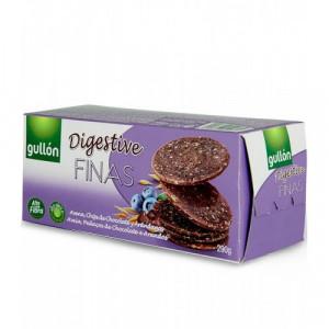 Biscuiti digestivi cu chipsuri de ciocolata si afine - 270 g
