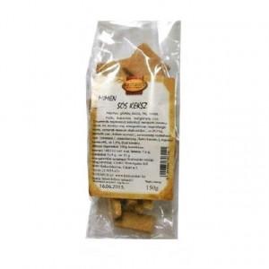 Biscuiti sarati - 150 g - Mimen
