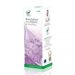 Bronchofort pentru diabetici sirop - 100 ml