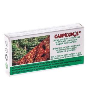 Carpicon S Supozitoare 1.5g blister - 10 buc