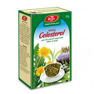 Ceai Colesterol M102 - 50 gr Fares