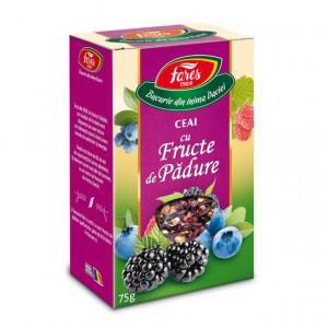 Ceai cu fructe de padure - 75 gr Fares