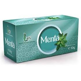 Ceai menta 20pl Larix